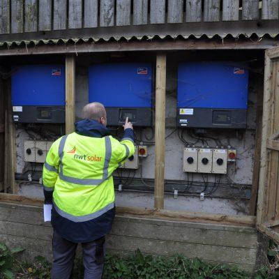 Panel Maintenance Project, East Sussex